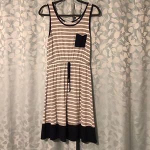 Lollipop Star striped dress